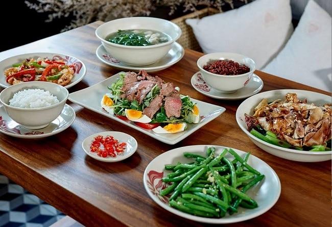 Maison Mận – Đỏ là Top 10 Nhà hàng ngon Quận 2 , TP. Hồ Chí Minh