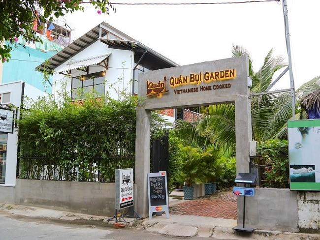 Bụi Garden là Top 10 Nhà hàng ngon Quận 2 , TP. Hồ Chí Minh