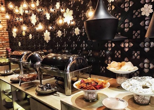 thái BBq là Top 10 Nhà hàng ngon Quận 2 , TP. Hồ Chí Minh