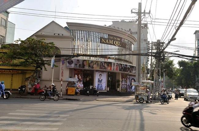 Phòng trà Nam Quang là Top 10 Phòng trà nổi tiếng nhất ở TP. Hồ Chí Minh
