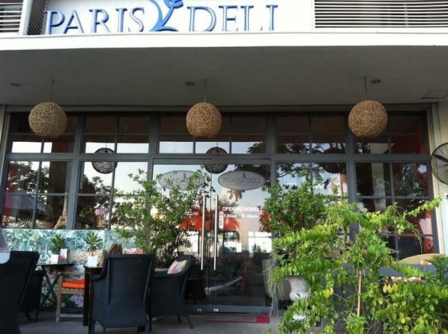 Paris Deli Cafe là Top 8 Quán cafe đẹp nhất quận 7, TPHCM