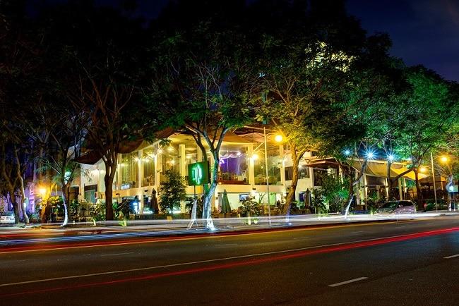 MaiA Lounge Café là Top 8 Quán cafe đẹp nhất quận 7, TPHCM