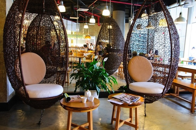 L'amant cafe là Top 8 Quán cafe đẹp nhất quận 7, TPHCM
