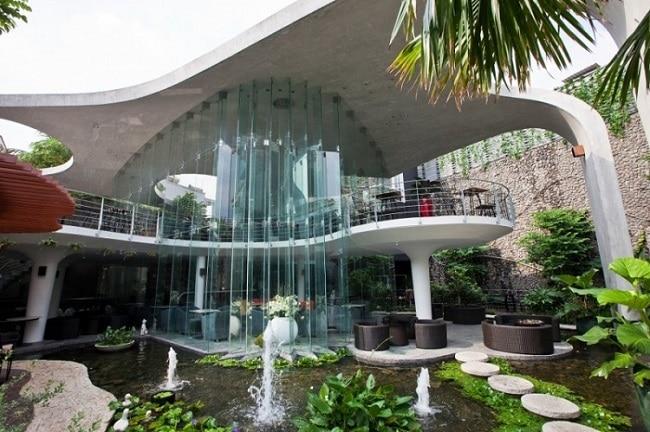 S cafe là Top 10 Quán cà phê đẹp nhất quận Phú Nhuận, TP. Hồ Chí Minh