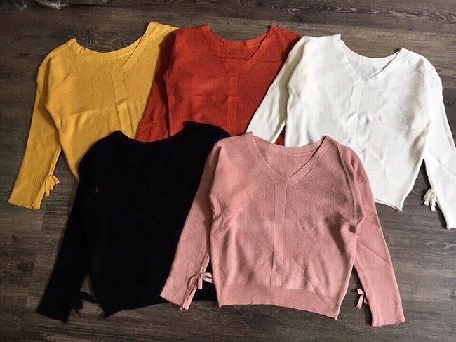 Áo khoác HCM Shop là Top 10 Shop áo len nữ đẹp nhất ở TP. Hồ Chí Minh