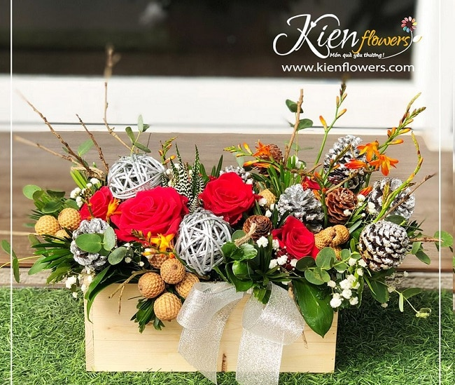 Kiến Flowers là Top 10 shop hoa trực tuyến ở TP Hồ Chí Minh