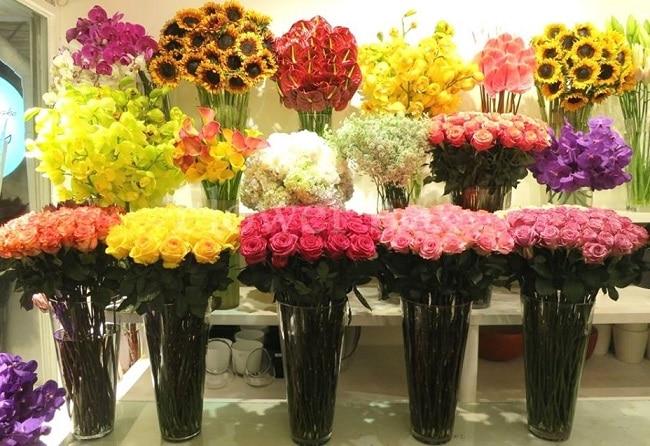 Flower Box là Top 10 shop hoa trực tuyến ở TP Hồ Chí Minh