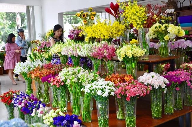 Hoa Sài Gòn là Top 10 shop hoa trực tuyến ở TP Hồ Chí Minh