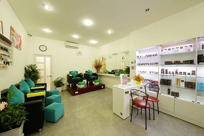 Ngân Spa là Top 10 Spa làm đẹp chất lượng nhất ở Quận 1 - TP. Hồ Chí Minh