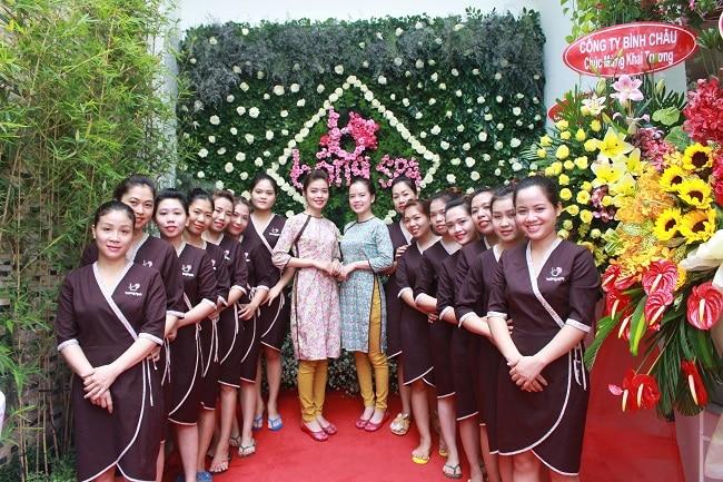 Bông Spa là Top 10 Spa làm đẹp chất lượng nhất ở Quận 1 - TP. Hồ Chí Minh