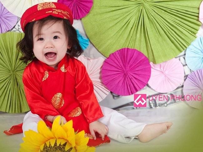 Uyên Phương Studio là Top 10 Studio chụp hình cho mẹ và bé đẹp nhất TP. Hồ Chí Minh