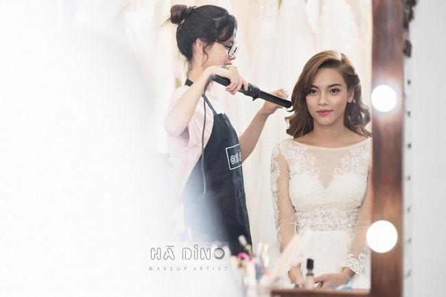 Hà Dino Makeup Artist là Top 10 Tiệm trang điểm cô dâu đẹp nhất tại TP. Hồ Chí Minh