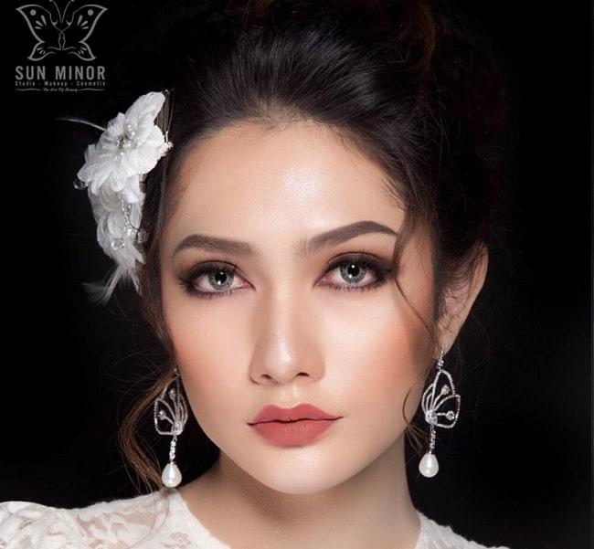Sun Minor MakeUp là Top 10 Tiệm trang điểm cô dâu đẹp nhất tại TP. Hồ Chí Minh
