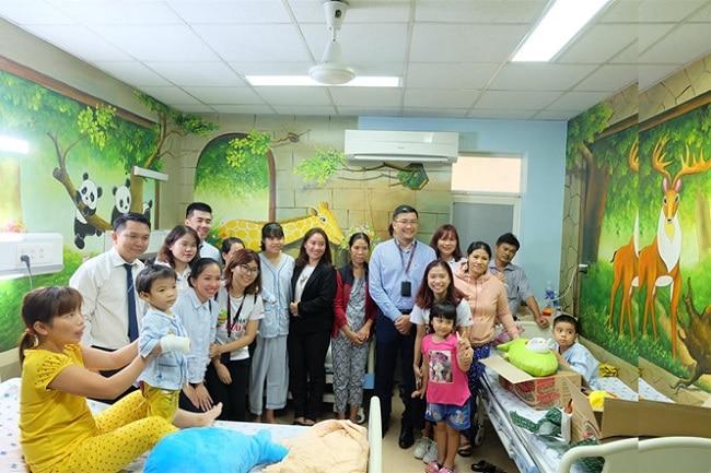 Quỹ nhịp tim Việt Nam là Top 10 Tổ chức từ thiện nổi tiếng tại TPHCM