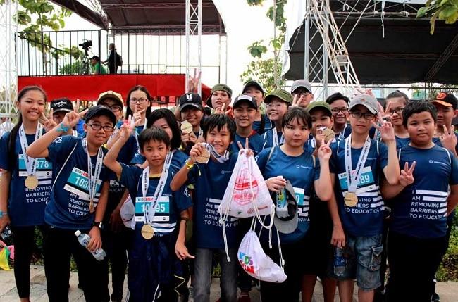 Saigon Children's Charity là Top 10 Tổ chức từ thiện nổi tiếng tại TPHCM