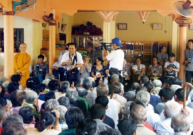 Đoàn từ thiện Minh Tâm là Top 10 Tổ chức từ thiện nổi tiếng tại TPHCM