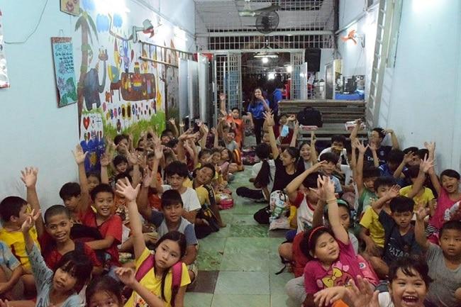 Lớp học tình thương Hòa Hảo là Top 10 Tổ chức từ thiện nổi tiếng tại TPHCM
