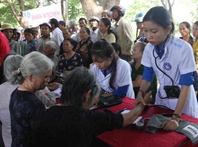 Hội thầy thuốc trẻ Việt Nam là Top 10 Tổ chức từ thiện nổi tiếng tại TPHCM