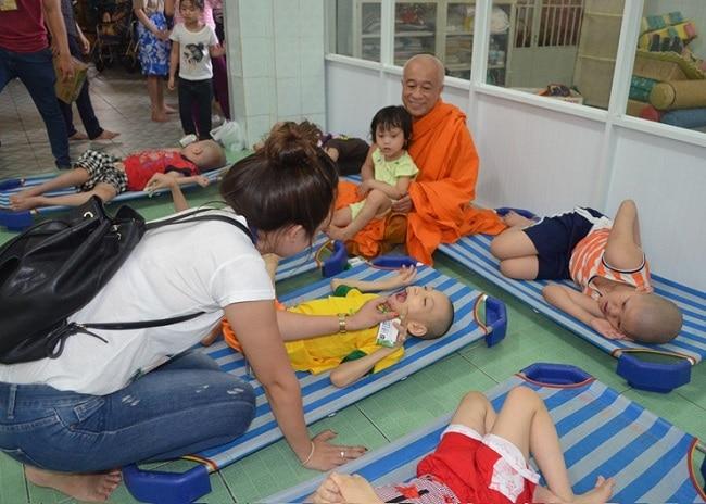 Chùa Kỳ Quang 2 là Top 10 Tổ chức từ thiện nổi tiếng tại TPHCM