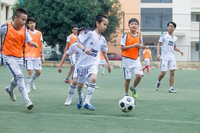 Câu lạc bộ Bóng đá trẻ em TP HCM là Top 5 Trung tâm đào tạo bóng đá tốt nhất ở TP. Hồ Chí Minh