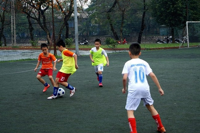 Trung tâm bóng đá Dương Minh Sài Gòn là Top 5 Trung tâm đào tạo bóng đá tốt nhất ở TP. Hồ Chí Minh