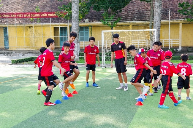 Trung tâm thể thao A1 TP Hồ Chí Minh là Top 5 Trung tâm đào tạo bóng đá tốt nhất ở TP. Hồ Chí Minh