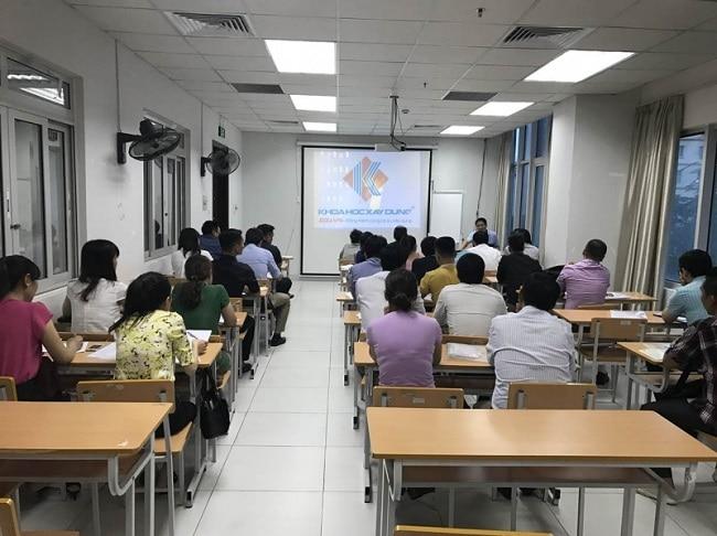 Viện đào tạo và phát triển khoa học xây dựng là Top 5 Trung tâm dạy autocad tốt nhất tại TP. Hồ Chí Minh