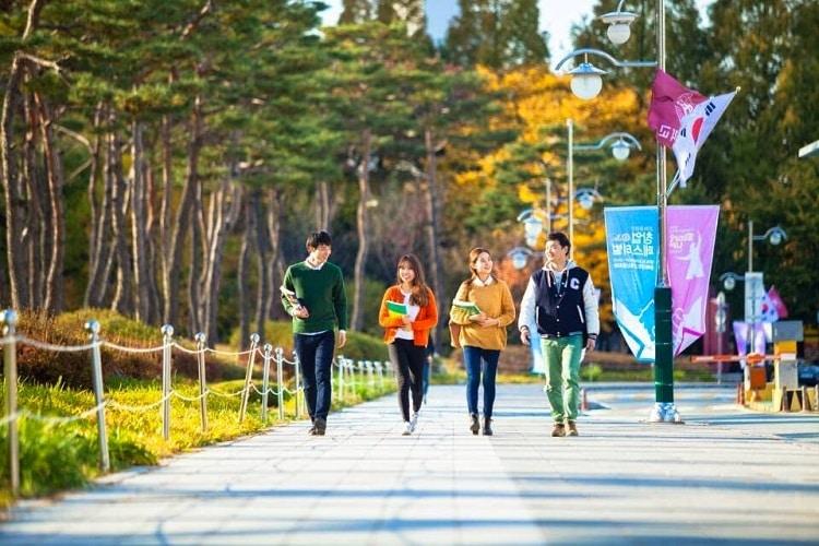 Top 5 trung tâm du học Hàn Quốc uy tín ở TP.HCM