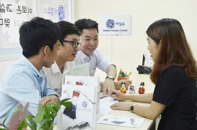 ISSILOO là Top 5 trung tâm du học Hàn Quốc uy tín ở TP HCM