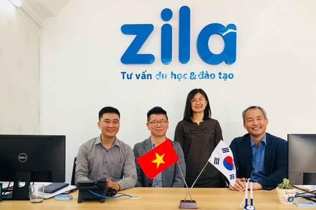 ZILA là Top 5 trung tâm du học Hàn Quốc uy tín ở TP HCM