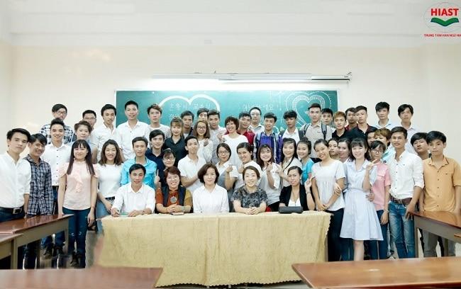 HIAST là Top 5 trung tâm du học Hàn Quốc uy tín ở TP HCM