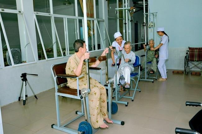Trung tâm dưỡng lão Thị Nghè là Top 10 Viện dưỡng lão tốt nhất tại TP. Hồ Chí Minh