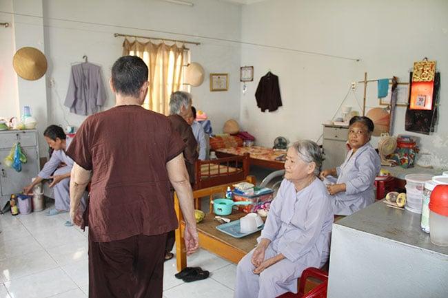 Viện dưỡng lão chùa Diệu Pháp là Top 10 Viện dưỡng lão tốt nhất tại TP. Hồ Chí Minh