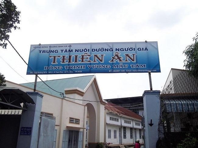 Trung tâm nuôi dưỡng người già Thiên Ân là Top 10 Viện dưỡng lão tốt nhất tại TP. Hồ Chí Minh
