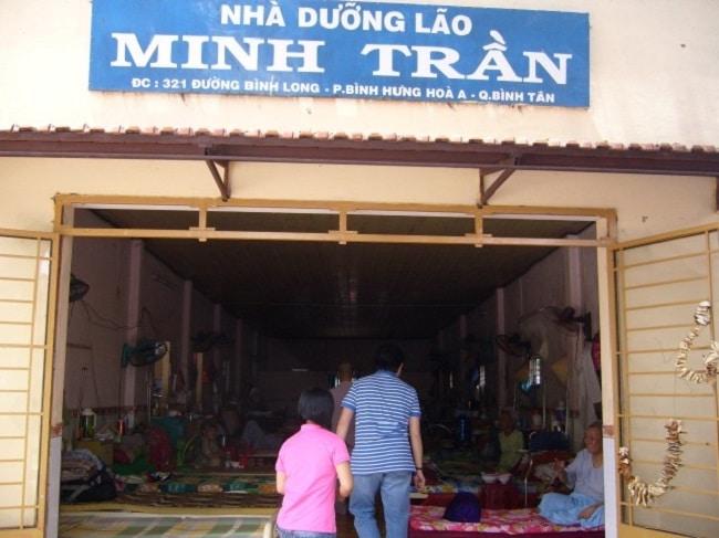 Viện dưỡng lão Minh Trần là Top 10 Viện dưỡng lão tốt nhất tại TP. Hồ Chí Minh
