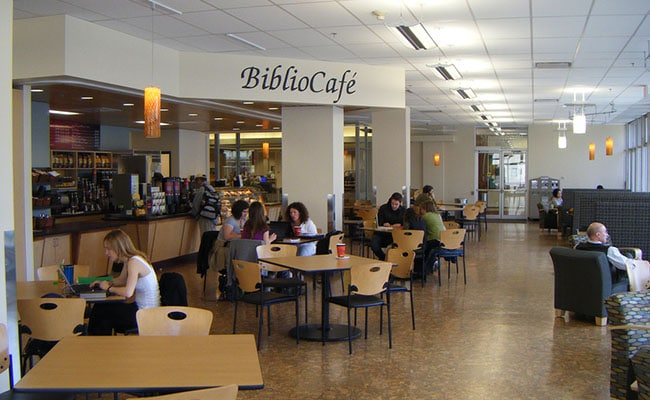 Biblio Cafe