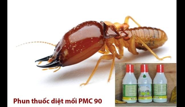 Thuốc diệt mối PMC 90 là gì