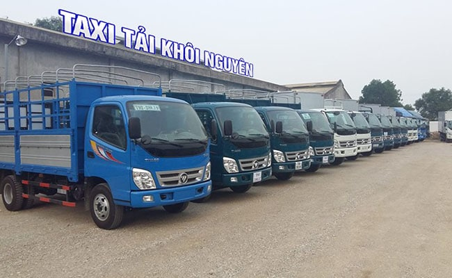 taxi tai Khoi Nguyen