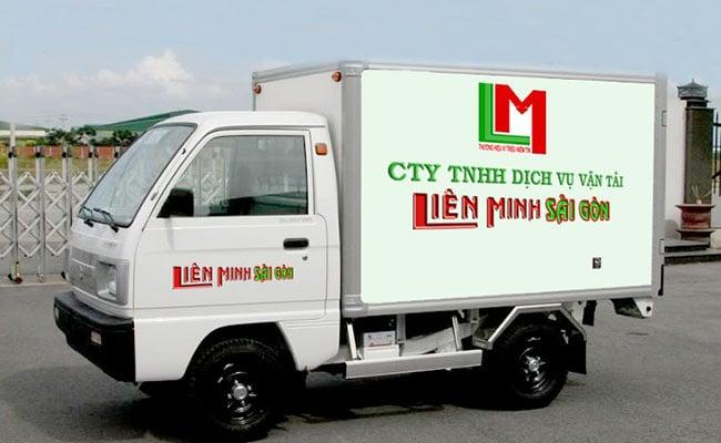 taxi tai Lien Minh Sai Gon