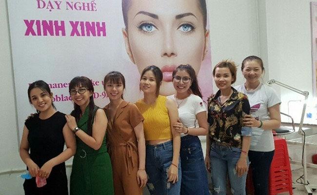tham my Xinh Xinh