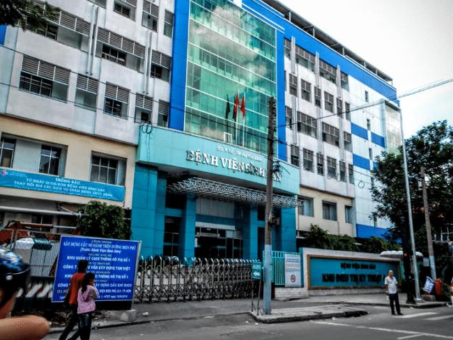 Bệnh viện Bình Dân là Top 5 Bệnh viện điều trị viêm gan B tốt nhất Thành phố Hồ Chí Minh