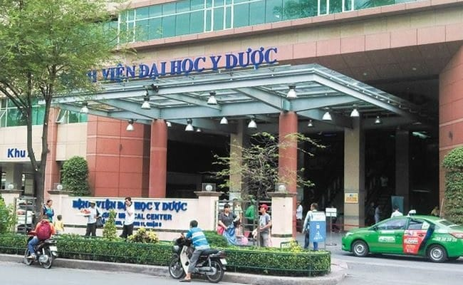 Bệnh viện Đại học Y Dược TP HCM là Top 5 Bệnh viện điều trị viêm gan B tốt nhất Thành phố Hồ Chí Minh