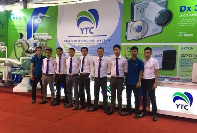 YTC là Top 10 Công ty thiết bị y tế uy tín nhất tại TP. Hồ Chí Minh