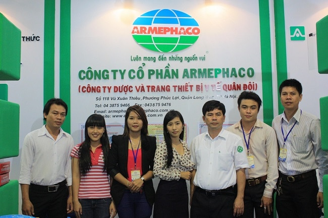 Armephaco là Top 10 Công ty thiết bị y tế uy tín nhất tại TP. Hồ Chí Minh