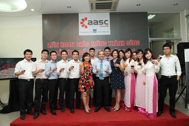 Công ty TNHH Hãng Kiểm toán AASC là Top 10 Công ty kiểm toán hàng đầu ở TP. Hồ Chí Minh
