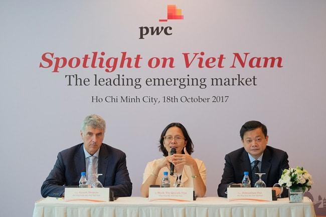 Công ty TNHH Pricewaterhousesecoopers Việt Nam (PWC) là Top 10 Công ty kiểm toán hàng đầu ở TP. Hồ Chí Minh