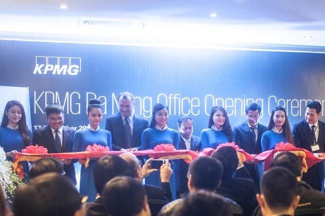 Công ty TNHH KPMG Việt Nam là Top 10 Công ty kiểm toán hàng đầu ở TP. Hồ Chí Minh