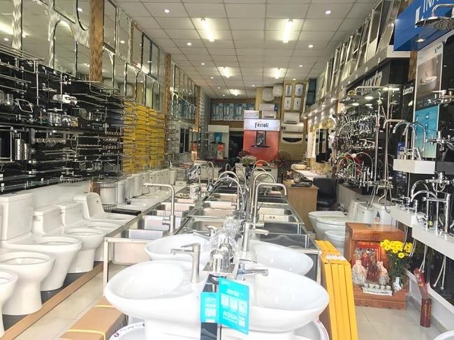 Phát Đạt là Top 10 Cửa hàng bán thiết bị vệ sinh uy tín nhất tại TP. Hồ Chí Minh