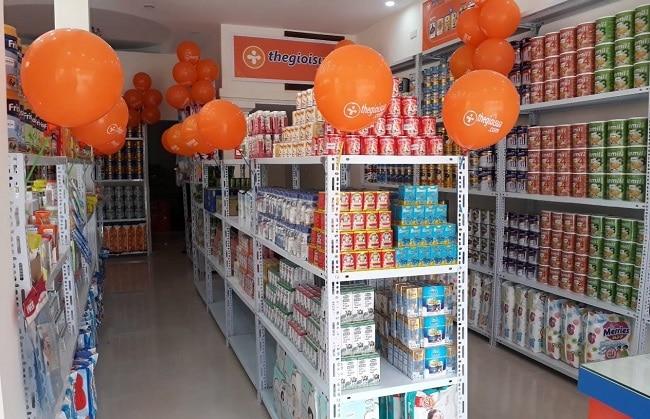 Thế Giới Sữa là Top Cửa hàng sữa uy tín nhất tại TP. Hồ Chí Minh