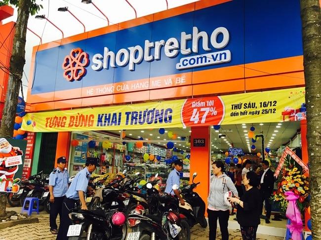 Shop Trẻ Thơ là Top Cửa hàng sữa uy tín nhất tại TP. Hồ Chí Minh
